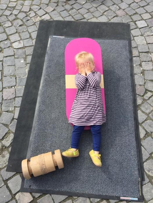 Nevboard - balance board