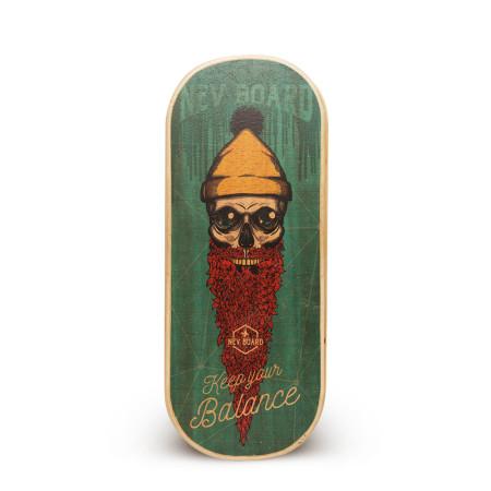 Balance board skull